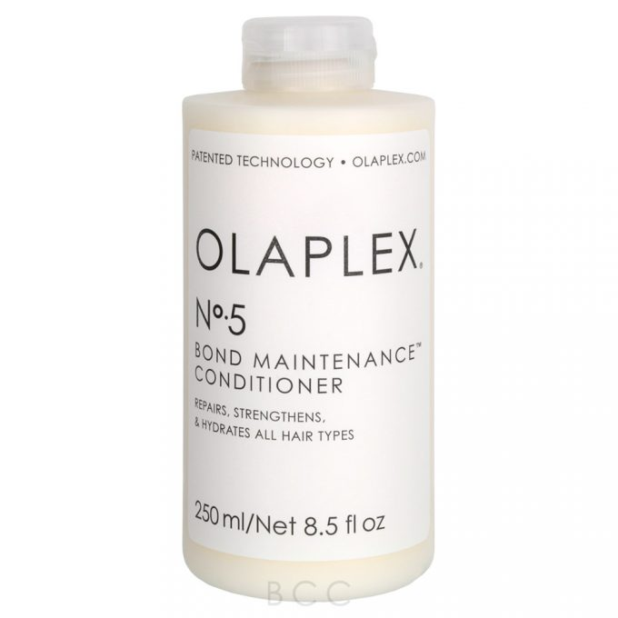Repairs and maintains bonds within the hair  - Adds shine  - Strengthens